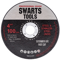 "4"" 100mm Thin Angle Grinder Cutting Discs"