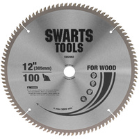 "305mm 12"" 100 Tooth Tungsten Carbide Tipped Saw Blade"
